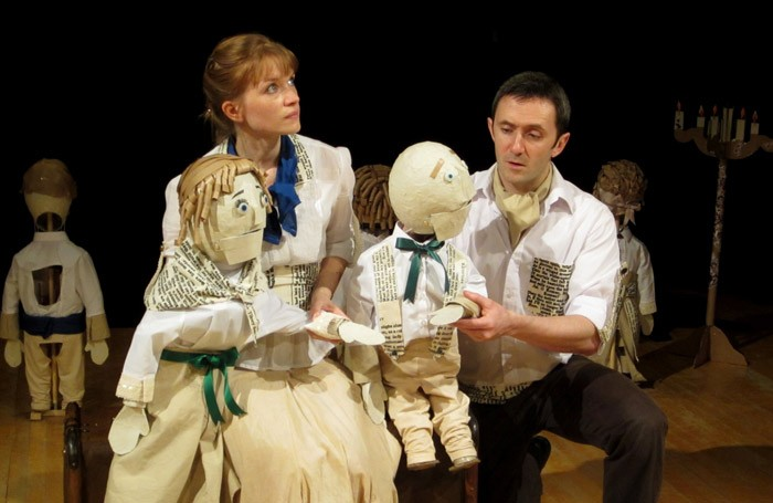 Box Tale Soup's Northanger Abbey at the Brighton Fringe.