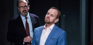 Mark Tandy and Christopher Staines in The Philanderer at Orange Tree, Theatre. Photo: Richard Davenport