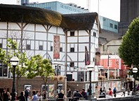 Shakespeare's Globe. Photo: John Wildgoose