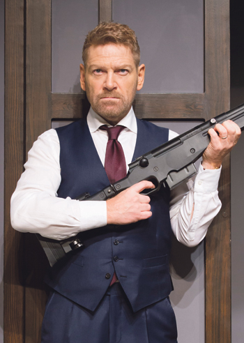The Painkiller at the Garrick Theatre starring Kenneth Branagh