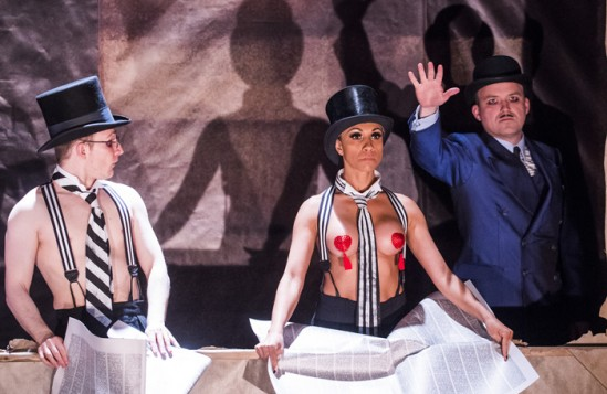 The Threepenny Opera Review At National Theatre London