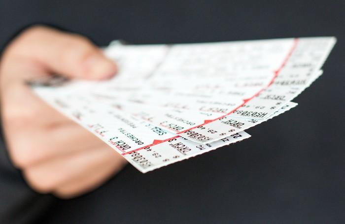 Secondhand theatre tickets were more commonly purchased than those for comedy, festivals, football or other sports. Photo: Gary Glaser