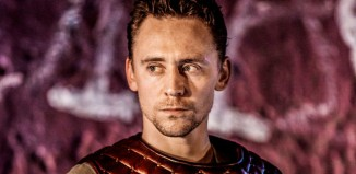 Tom Hiddleston in Coriolanus at the Donmar Warehouse in 2013. Photo: Johan Persson