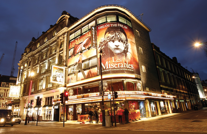 Detailed plans revealed for revamp of Les Miserables' West End home