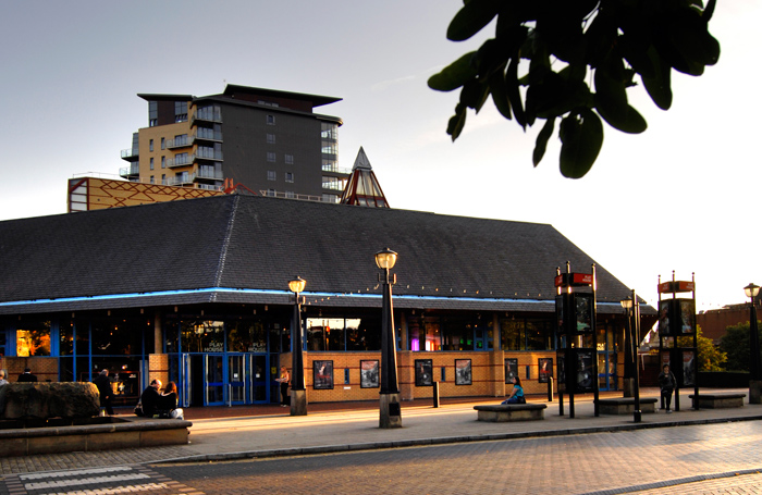 West Yorkshire Playhouse has been given £376,000 Lottery funding. Photo: Morgan O'Driscoll Photography