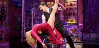 Gavin Creel and Jane Krakowski in She Loves Me. Photo: Joan Marcus