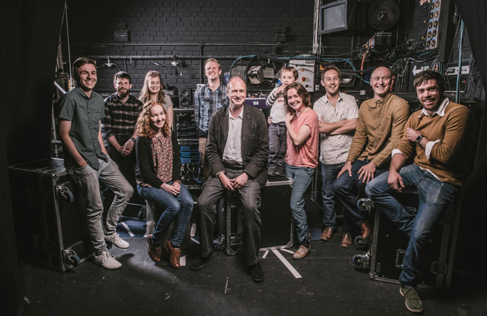 Paddleboat Theatre Company, Metta Theatre and Le Navet Bete have been named associate companies at Exeter Northcott Theatre. Photo: Matt Austin
