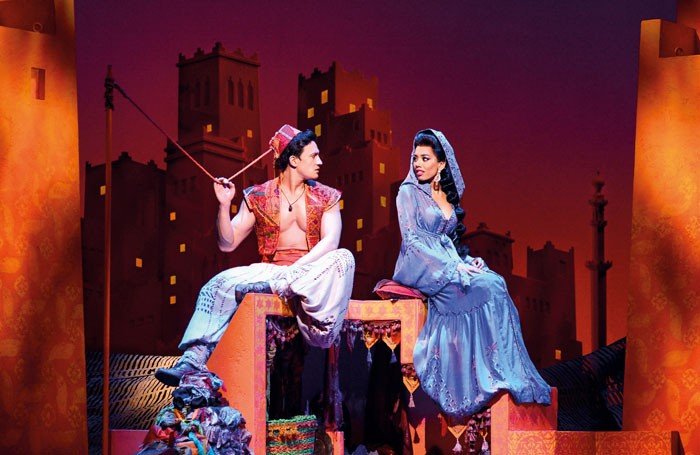 Image result for aladdin panto