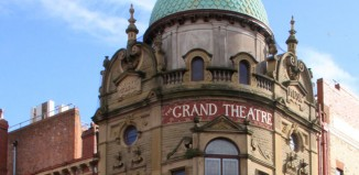 Blackpool Grand Theatre. Photo: Wikipedia
