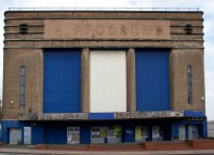 The derelict Dudley Hippodrome. Photo: Wikipedia