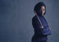 Noma Dumezweni plays Hermione Grainger in Harry Potter and the Cursed Child. Photo: Charlie Gray