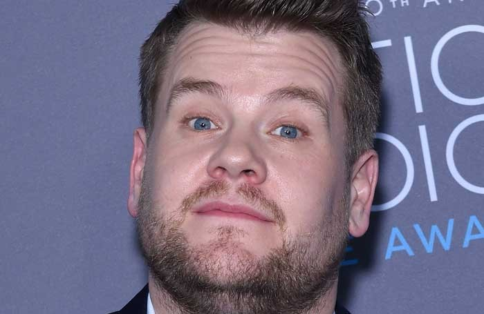 James Corden c DFree Shutterstock