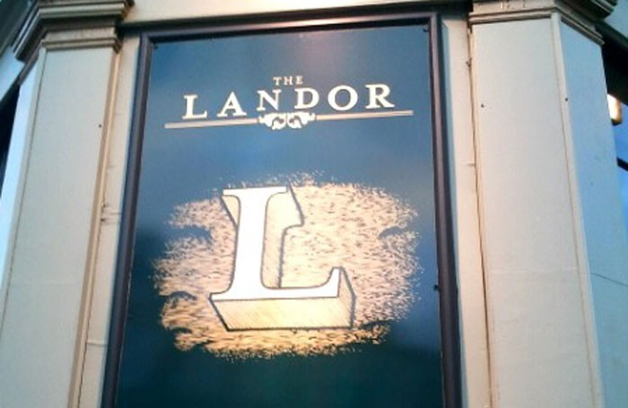 The Landor Pub in Clapham, South London