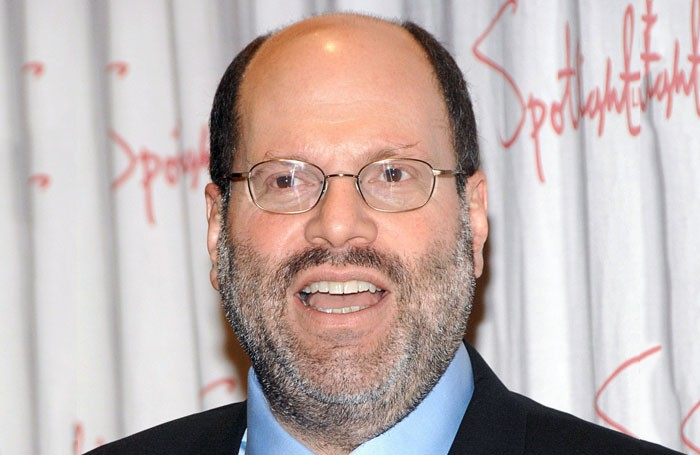 US producer Scott Rudin, who has withdrawn from the Groundhog Day musical. Photo: Everett Collection/Shutterstock