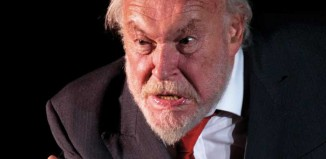 Timothy West in King Lear at the Bristol Old Vic. Photo: Simon Annand