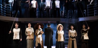 A scene from Titanic at Charing Cross Theatre. Photo: Scott Rylander