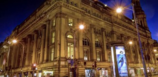 Manchester's Royal Exchange. Photo: Richard Hopkins