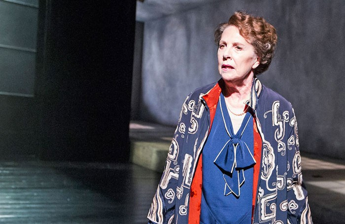 Penelope Wilton in Taken at Midnight in Chichester, which transfers to the Theatre Royal Haymarket. Photo: Tristram Kenton