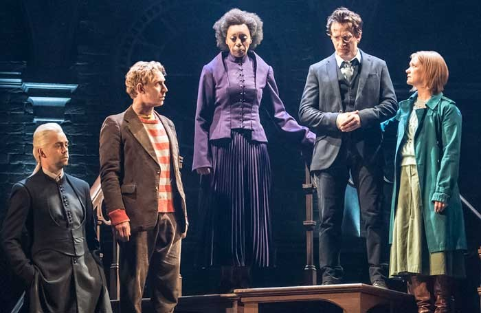 'Harry Potter' Earns Record-Breaking 11 Olivier Award Nominations