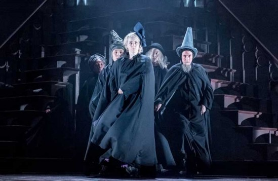 A scene from Harry Potter and the Cursed Child. Photo: Manuel Harlan