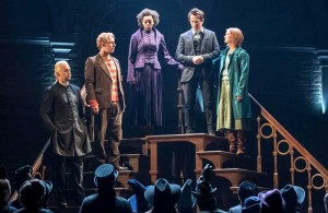 The cast of Harry Potter and the Cursed Child. Photo: Manuel Harlan