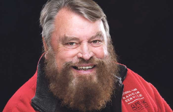 Brian Blessed. Photo: Steve Cowell