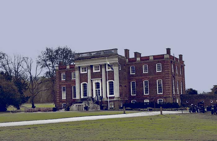 Richmond Golf Club, home of the Stage Golfing Society