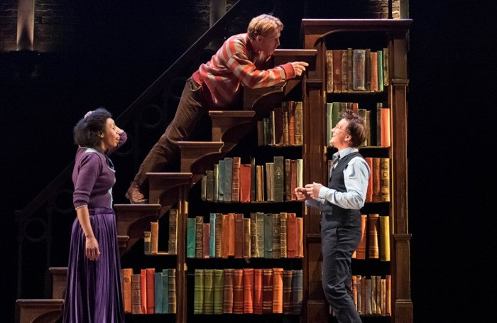 Harry Potter and the Cursed Child. Photo: Manuel Harlan