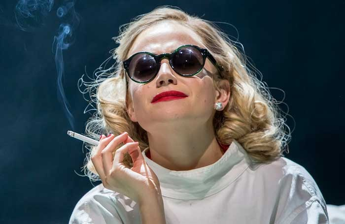 Pixie Lott in Breakfast at Tiffany's. Photo: Sean Ebsworth Barnes