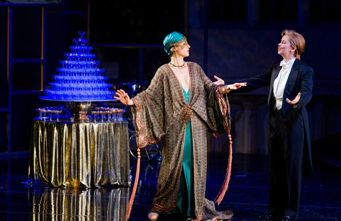 Die Fledermaus Review At Opera Holland Park London