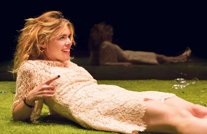 Billie Piper in Yerma. Photo: Johan Persson