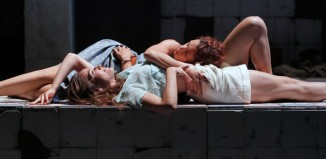 A scene from Cosi Fan Tutte at the Festival Theatre, Edinburgh. Photo: Festival d'Aix en Provence