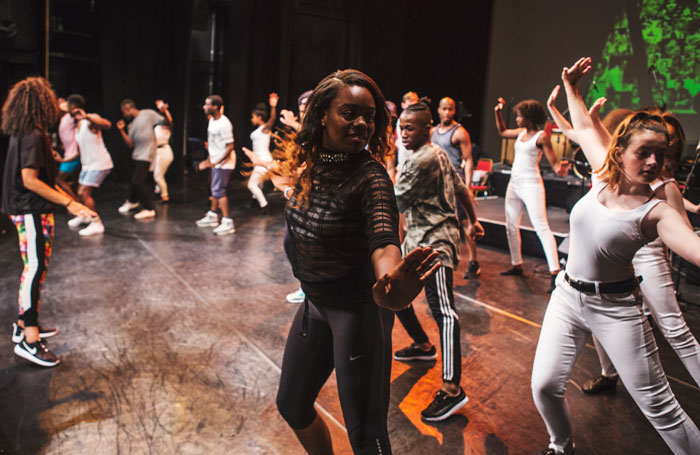 developments of west end musical scene Welcome to the resource for schools that are visiting the hit west end musical, aladdin you and your class are about to go on a wonderful journey.