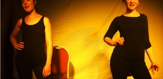Edith Poor and Aoife Lennon in Mule at Gilded Balloon, Edinburgh