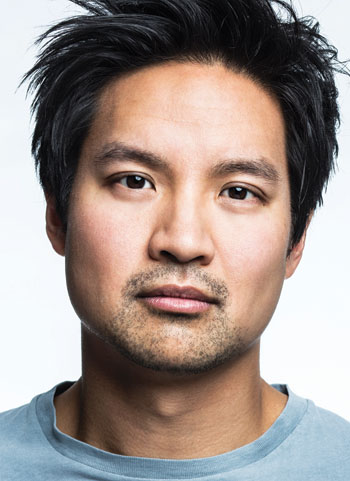 Californian-born actor Kevin Shen