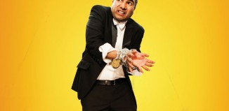Mr Swallow – Houdini at Pleasance Courtyard, Edinburgh. Photo: Vanessa Whyte