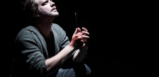 Tom Durant-Pritchard in Prowl Theatre Company's Macbeth. Photo: Will Austin