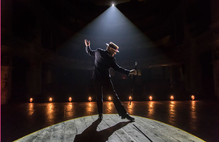Kenneth Branagh in The Entertainer at the Garrick Theatre, London. Photo: Johan Persson