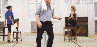 Kenneth Branagh in rehearsals for the current revival. Photo: Johan Persson