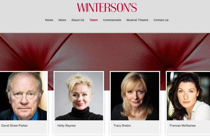 Winterson's website currently lists 82 performers of whom 28 are women and 54 men
