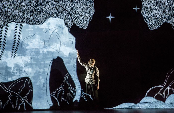 Dennis Alamanos in Chotto Desh. Photo: Richard Haughton