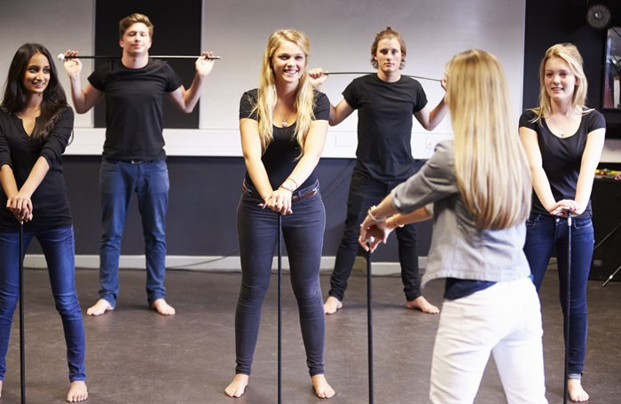 The proposed free school would provide drama, dance and music training alongside GCSE and A level courses. Photo: Monkey Business Images
