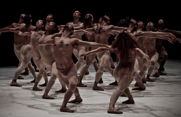 Body.Dance.Nation.City at the Royal Festival Hall. Photo: A Poiana
