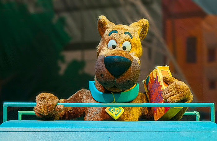 Scooby-Doo! Live – Musical Mysteries review at the London ...
