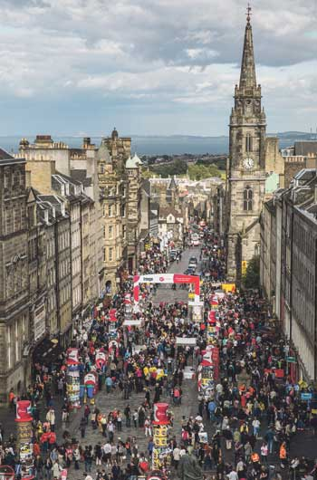 Photo: Edinburgh Festival Fringe Society
