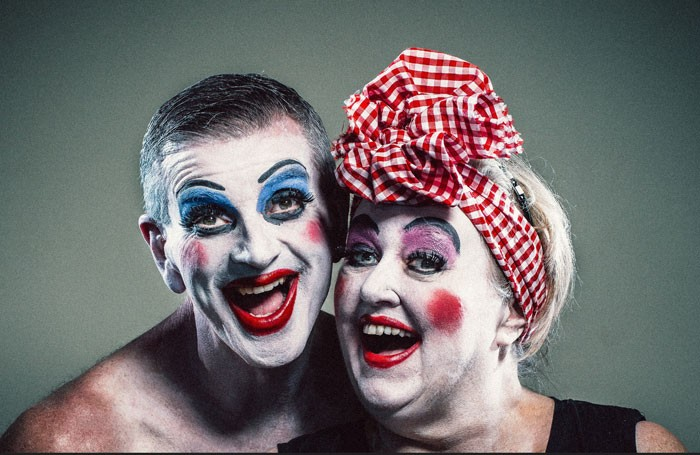 The Fabulous Punch and Judy Show at the Counting House, Edinburgh