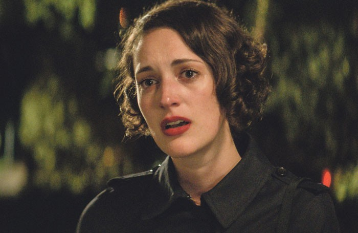hoebe Waller-Bridge in BBC3's Fleabag, which she both writes and stars in, and which started life as a one-woman fringe show. Photo: BBC/Two Brothers Pictures Ltd
