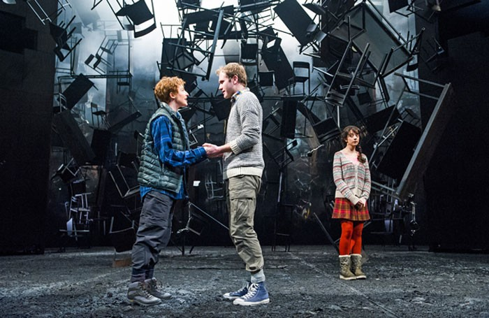 As You Like It at the Olivier, National Theatre, in 2015. Photo: Tristram Kenton