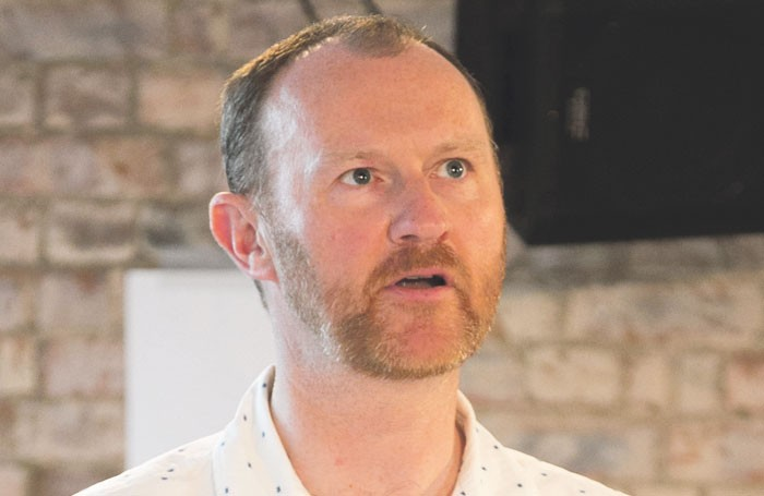 Mark Gatiss. Photo: Darren Bell