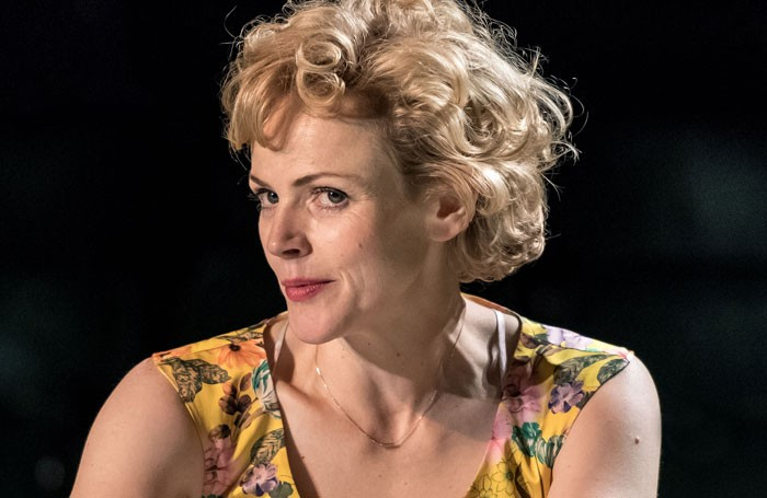 Maxine Peake in A Streetcar Named Desire at the Royal Exchange Theatre, Manchester. Photo: Manuel Harlan